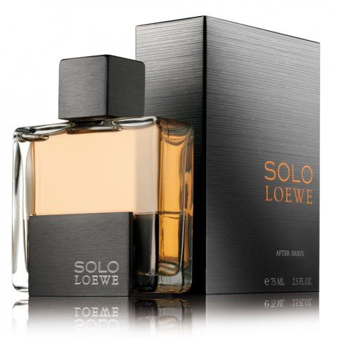 SOLO LOEWE A/S 75ML [AFTER SHAVE]
