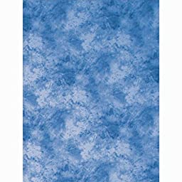 ProMaster Cloud Dyed Backdrop - 10\' x 12\' - Medium Blue