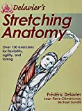 img - for Delavier's Stretching Anatomy book / textbook / text book