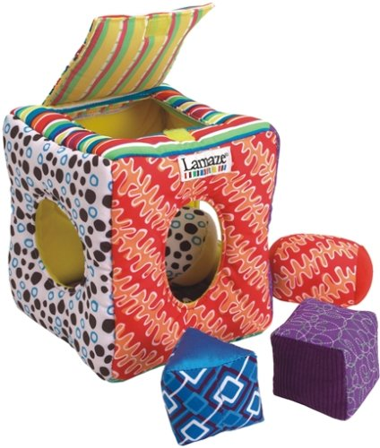 Lamaze Multi Sensory Soft Sorter