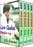 LOVE QUAKES: BOXED SET (BOOKS 1-4) (Young Adult Seduction Series)