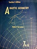img - for Analytic Geometry (7th Edition) book / textbook / text book