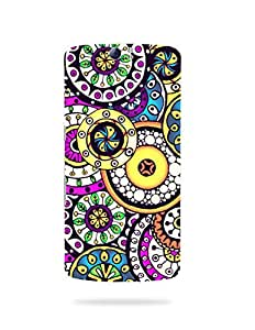 alDivo Premium Quality Printed Mobile Back Cover For Oppo N1 / Oppo N1 Back Case Cover (MZ277)