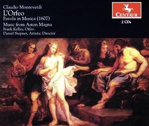 L'Orfeo Favola in Musica 1607