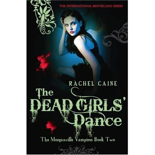 dead girls dance by rachel caine new uk cover
