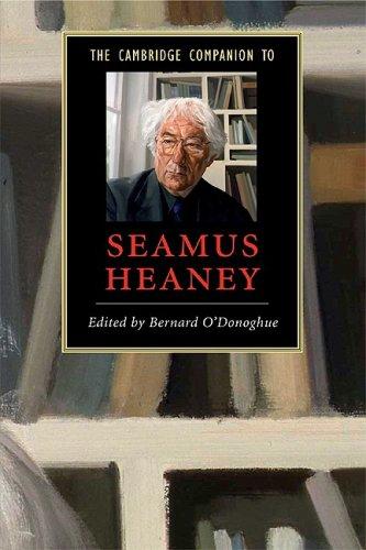The Cambridge Companion to Seamus Heaney (Cambridge Companions to Literature)