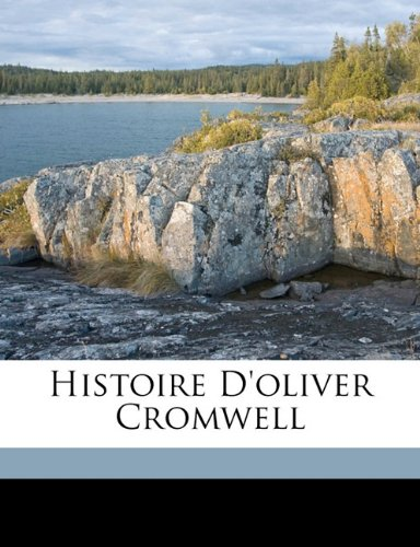 Histoire d'Oliver Cromwell