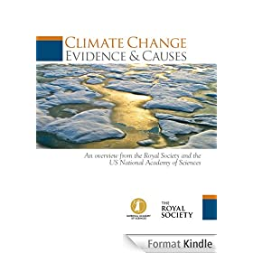 Climate Change: Evidence and Causes (PDF Booklet)