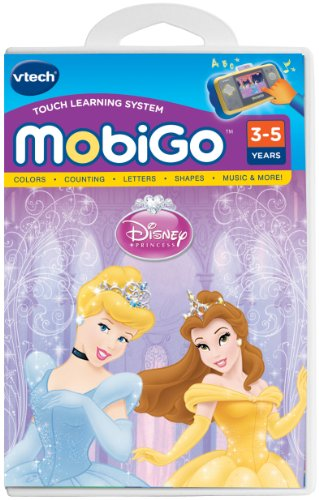 VTech - MobiGo Software - Disney's Princess - 1