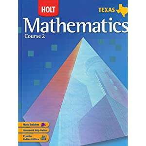 holt mcdougal mathematics course 1 homework and practice workbook answers