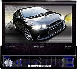 See Pioneer AVH-X7500BT Single-DIN Multimedia DVD Receiver Details