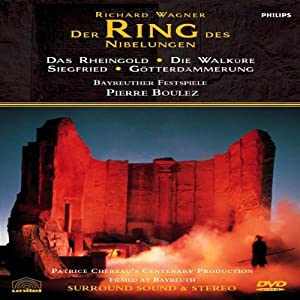Wagner - Der Ring des Nibelungen / Patrice Chéreau - Pierre Boulez, Bayreuth Festival (Complete Ring Cycle)