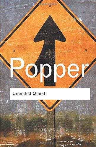 RC Series Bundle: Unended Quest: An Intellectual Autobiography (Routledge Classics)