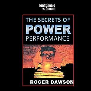 The Secrets of Power Peformance Speech