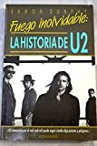 img - for Fuego inolvidable : la historia de U2 book / textbook / text book