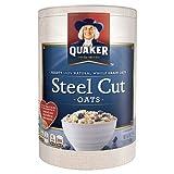 Quaker Steel Cut Oats 24 oz (4 pack)