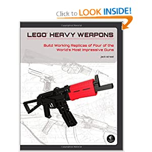 LEGO Heavy Weapons on Amazon