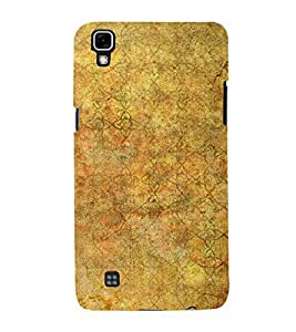Abstract Painting 3D Hard Polycarbonate Designer Back Case Cover for LG X Power