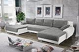 Sofa Couchgarnitur Couch Sofagarnitur LEON 4 U...