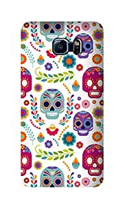 SWAG my CASE Printed Back Cover for Samsung Galaxy S6 Edge