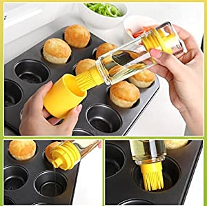 Bbq Accessories Brush Kitchen Gadgets Best Sellers Barbeque Brush Silicone Barbeque Accessories Oil Brush Cooking