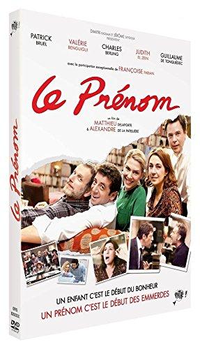 Le Prénom [Francia] [DVD]
