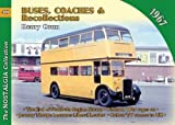 img - for No 48 Buses, Coaches & Recollections 1967 1967 by Henry Conn (2015-02-24) book / textbook / text book