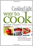 51fTsLFYd6L. SL160  Cooking Light Way to Cook: The Complete Visual Guide to Everyday Cooking