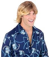 Ladies Man Wig Blonde by WMU