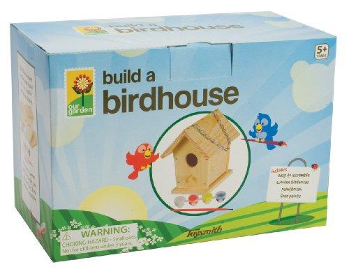 Ts Build A Birdhouse