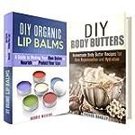 DIY Lip Balms and Body Butters Box Se...