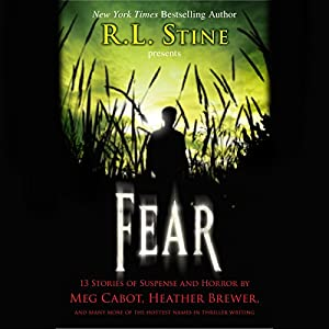 Fear: 13 Stories of Suspense and Horror Audiobook