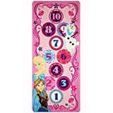 Disney Frozen Hopscotch Game Rug