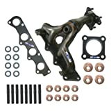 Exhaust manifold + assembly kit SEAT AROSA 6H 1.0,1.4 YEAR 1997-03; SEAT CORDOBA SALOON 6K2 1.4 YEAR 1999-02 + VARIO 6K5; SEAT IBIZA 3 III 6K1 1.0,1.4 YEAR 1999-02; VW LUPO 6X1,6E1 1.0 YEAR 2004-05; VW POLO 6N2 1.0,1.4 YEAR 1999-01 + CLASSIC 6KV2 + VARIA