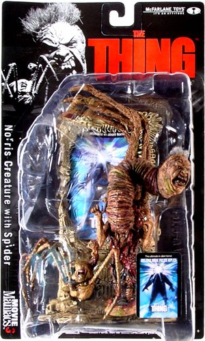 Picture of McFarlane Norris Creature with Spider - The Thing - Movie Maniacs Figure (B000UTXKW6) (McFarlane Action Figures)