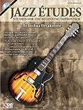 Jazz Etudes: Studies for the Beginning Improviser, Guitar Instructions