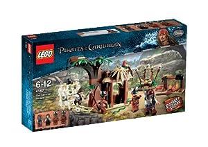 LEGO The Cannibal Escape 4182