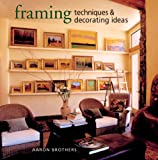 img - for Framing Techniques & Decorating Ideas book / textbook / text book