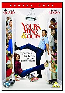 Yours.Mine & Ours [DVD]