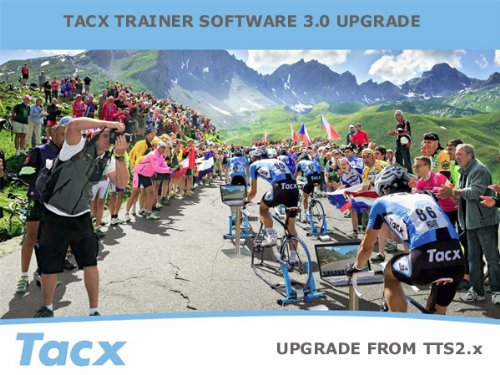Tacx Trainer Software 3 Upgrade CD (Upgrades 2 to version 3) £40.49