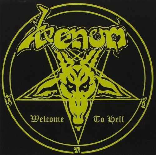 Welcome to Hell 2 by VENOM (2008-01-01)