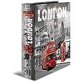 Herma Buch- und Heftschutz Ordner A4 - London