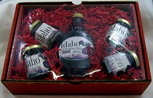 Huckleberry People Deluxe Gourmet Gift Set