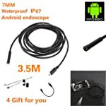 OurWarm� 7mm Android Endoscope Waterp...
