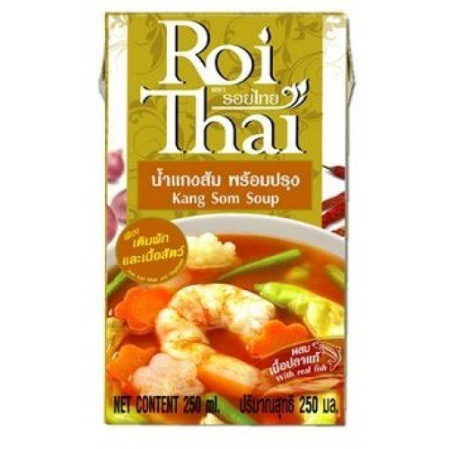 Curry Soup Roi Thai Kang Som 250Ml front-446258