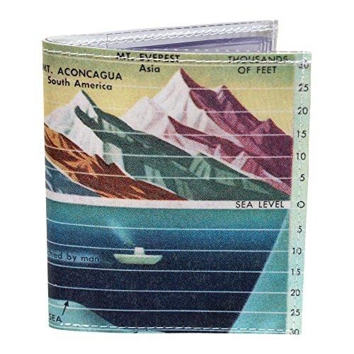 Sea Mountain Bi-Fold Photo Wallet