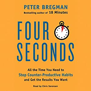 Four Seconds Audiobook
