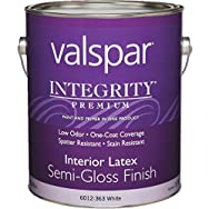 Integrity Latex Semi-Gloss Wall Paint And Primer In One Paint-INT S/G WHITE PAIN