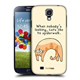 Head Case Walk The Secret Of Fantastic Animals Case For Samsung Galaxy S4 I9500