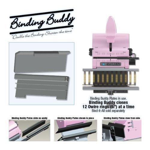 Zutter Binding Buddy Bookbinding Tool for Scrapbooking by Zutter
